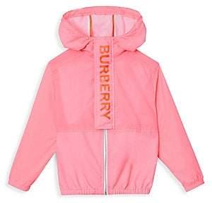 Burberry Little Girl's & Girl's Austin Hooded Jacket