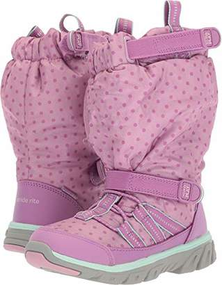 Stride Rite Baby Sneaker Boy's and Girl's Machine Washable Snow Boot