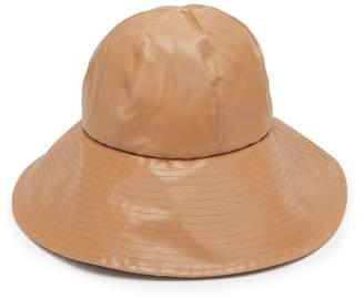 REINHARD PLANK HATS Paz wide-brim bucket hat