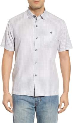 Tommy Bahama Once in a Tile Regular Fit Sport Shirt