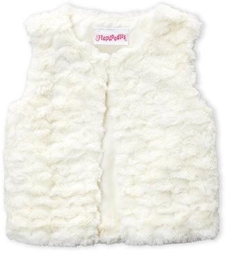f8b5b5078 Girls Faux Fur Vest - ShopStyle