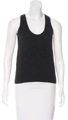 Prada Wool Sleeveless Top