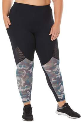 SHAPE ACTIVEWEAR SHAPE Luau Hi Rise Leggings