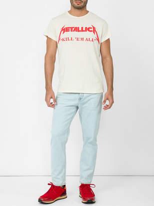 E.m. Madeworn Metallica kill 'em all crew neck t-shirt