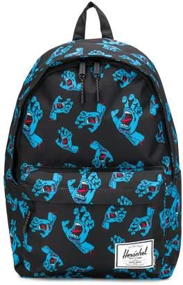 Herschel printed Nova backpack