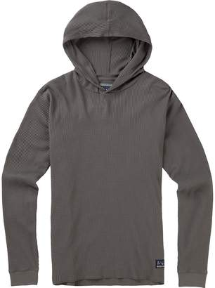 Burton Duntime Waffle Hooded Long-Sleeve T-Shirt - Men's