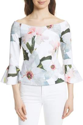 Ted Baker Chatsworth Bloom Top
