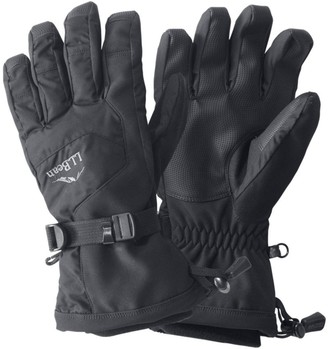 L.L. Bean L.L.Bean Men's Gore-Tex PrimaLoft Ski Gloves