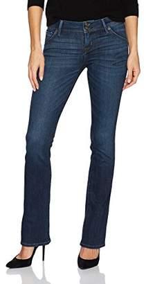 Hudson Women's Beth Petite Baby Boot Flap Pocket Jean