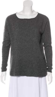 Diane von Furstenberg Cashmere Bateau Neck Sweater
