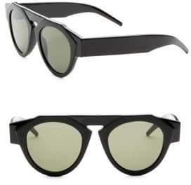 Fiorucci Smoke X Mirrors Smoke x Mirrors x Atomic3 Round Sunglasses