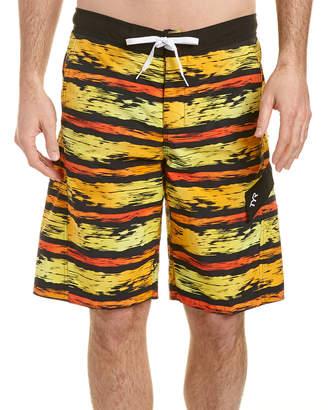 TYR Paint Stripe Swim Trunk