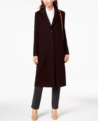 Jones New York Wing-Collar Coat