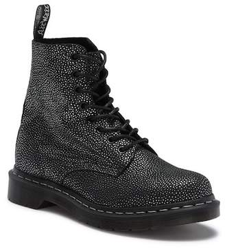 Dr. Martens Pascal Metallic Pebble Leather Boot