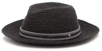 Helen Kaminski Evana Packable Felted Fedora