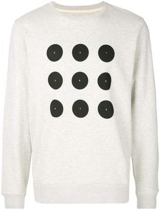Saturdays NYC dot print sweater