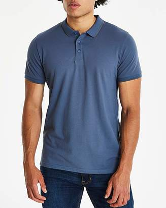Jacamo Capsule Airforce Stretch Tipped Polo R