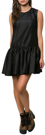 Mademoiselle Coco Cameo Drop Waist Dress