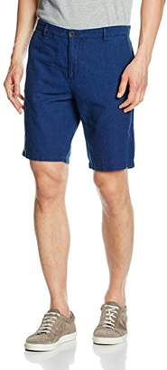 Benetton Men's Printed Chino Shorts,(Manufacturer Size:44)