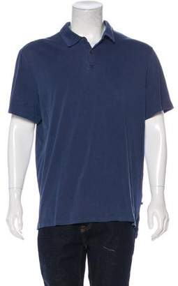 James Perse Short Sleeve Polo Shirt w/ Tags