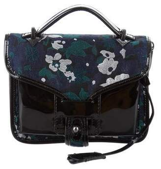Opening Ceremony Small Ace Floral Satchel
