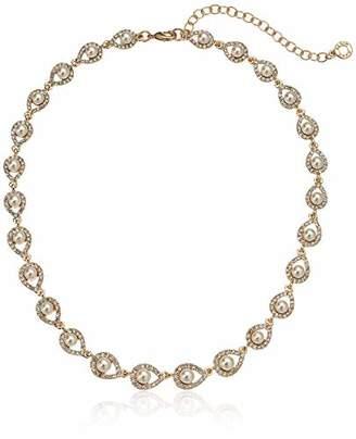 Anne Klein Women's Gold Tone Necklace