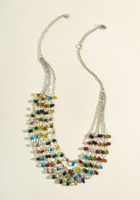 ModCloth Full Bead Ahead Necklace $29.99 thestylecure.com