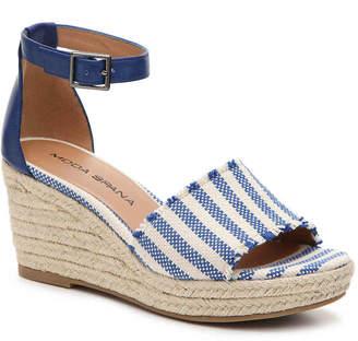 Moda Spana Kassie Espadrille Wedge Sandal - Women's