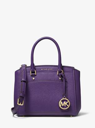 MICHAEL Michael Kors Park Medium Saffiano Leather Satchel