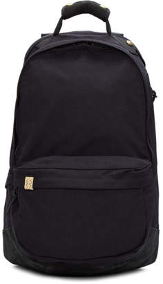 Visvim Black 22L Backpack