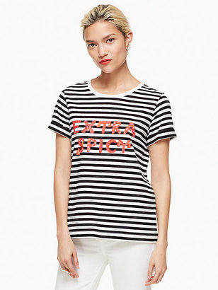 Extra spicy tee $78 thestylecure.com