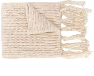 Jacob Cohen ribbed scarf