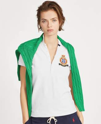 Ralph Lauren Slim Fit Crest Polo Shirt