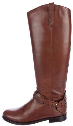 Tory BurchTory Burch Knee-High Derby Riding Boots