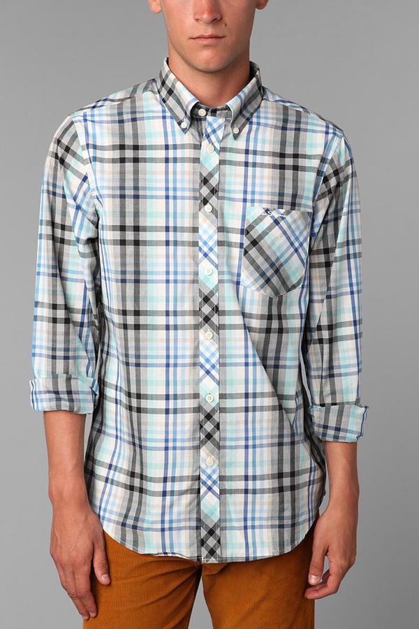 Urban Outfitters Ben Sherman Clerkenwell Collar Shirt