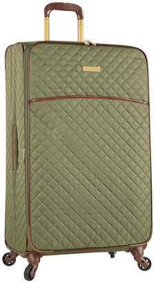 Anne Klein Bellevue 29Inch Quilted Expandable Carry On