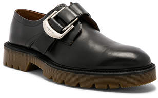Givenchy Leather Cruz Monks