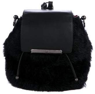 Christian Louboutin Lucky L Bucket Backpack