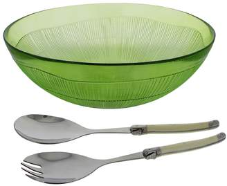 French Home Laguiole Stainless Steel Salad Set (3 PC)