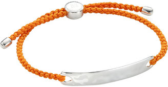 Havana sterling silver friendship bracelet