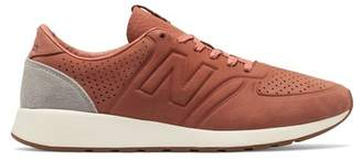 New Balance Perforated Leather Classic Running Sneaker
