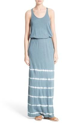 Women's Soft Joie Ljiljana Tie Dye Jersey Maxi Dress $198 thestylecure.com