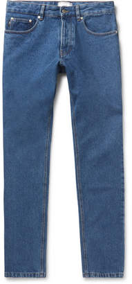 Ami Slim-Fit Denim Jeans