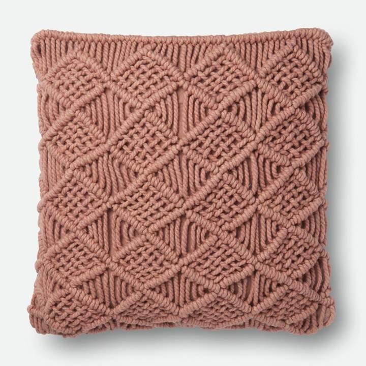 Magnolia Home Taylor Blush Pillow