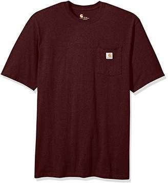 Carhartt Men's Big and Tall Workwear Pocket Short-Sleeve T-Shirt