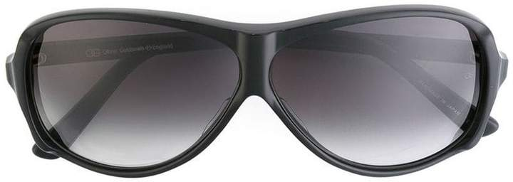 Oliver Goldsmith 'Boz' sunglasses