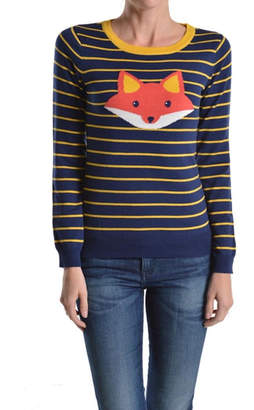 Mak Foxy Fox Sweater