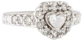 Ring 14K Diamond Cocktail