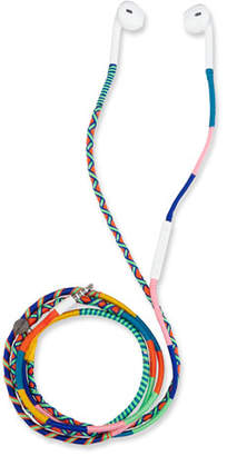 SODA Says Happy Nes Hand-Woven In-Ear Headphones with Lightning Jack