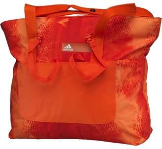 adidas Womens Tote Bag Glow Orange/Scarlet/White